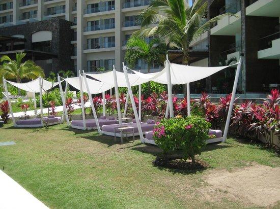 Secrets Vallarta Bay Resort & Spa: Beautiful landscaping
