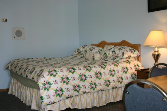 Pleasant Valley Motel Houston: many rooms with duvets