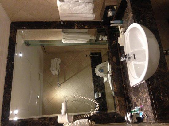 Makkah Hilton Towers : Bathroom