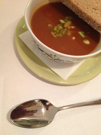 Zoom Cafe : Excelente goulash