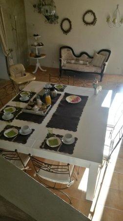 Côté Provence : breakfast