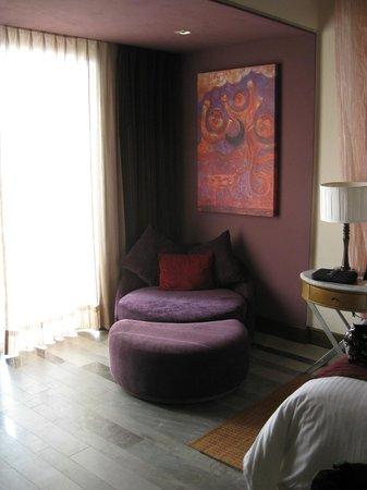 Secrets Vallarta Bay Resort & Spa: Sitting area