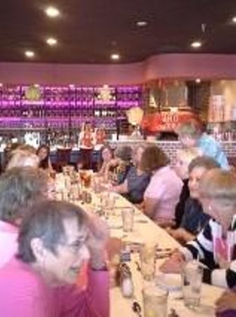 Ciao Osteria: full house for lunch