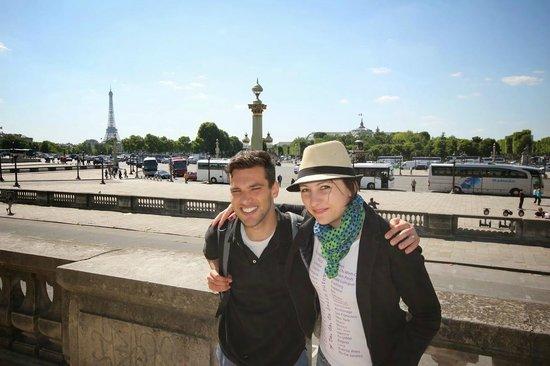 SANDEMANs NEW Europe - Paris : great tour guide