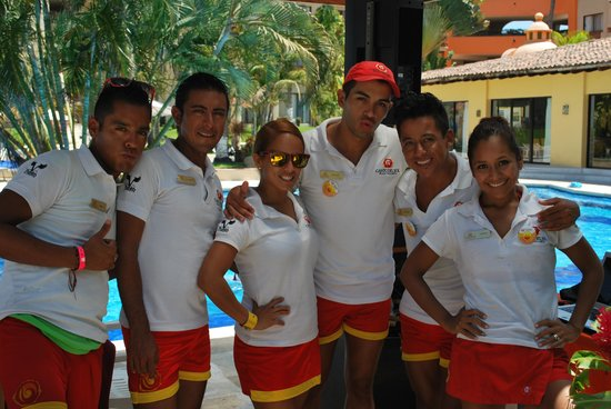 Canto Del Sol Plaza Vallarta: Activities team