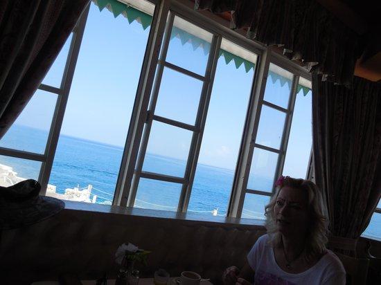 Samsara Cliffs Resort: View from restaurant