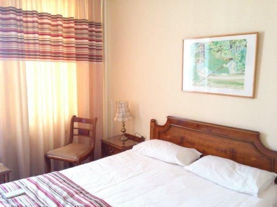 Hotel Aguado : La chambre