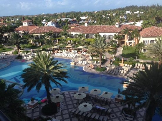 Beaches Turks and Caicos Resort Villages and Spa: Our view 1
