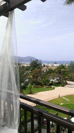 Zening Resorts: Вид с террассы