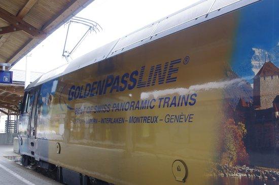 GoldenPass Line : Another Golden pass