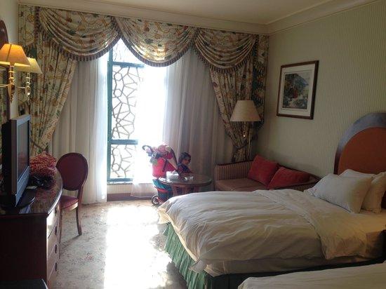 Madinah Hilton : ROOM