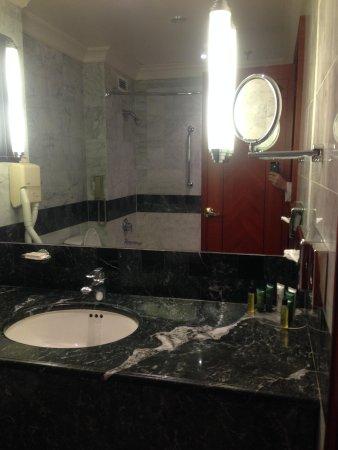 Madinah Hilton : Bathroom