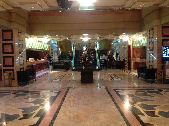 Madinah Hilton : Hotel Lobby