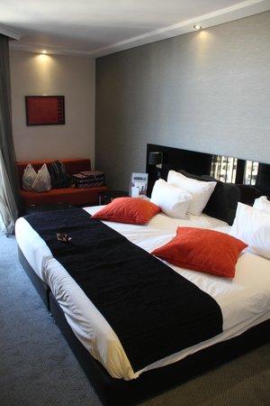 Crowne Plaza Hotel Jerusalem: bedroom n1