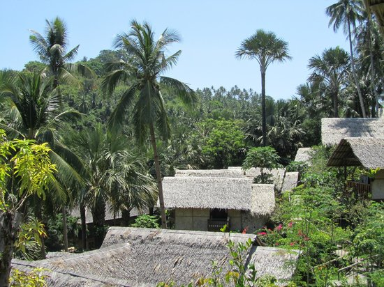 Coco Beach Island Resort: Vue de la chambre