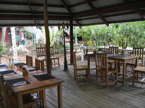 El Perezoso: restaurant
