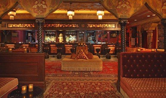 House Of Blues Restaurant Bar Houston Foundation Room At Lounge