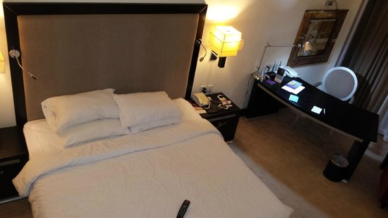 Mercure Gold Hotel : Fantastic bed