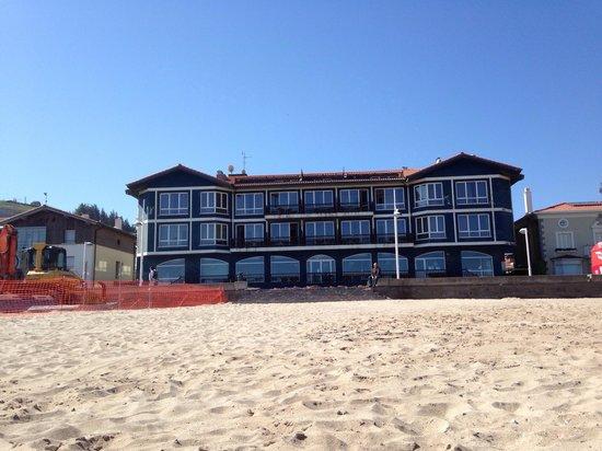 Aisia Kresala Hotel : Vistas desde la playa
