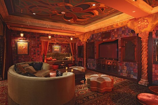House Of Blues Restaurant Bar Houston Foundation Room At Media
