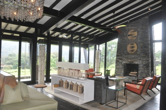 Nyungwe Forest Lodge: Relaxation happens here.