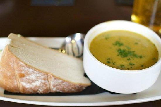 The Black Boy Inn: Vegetable Soup