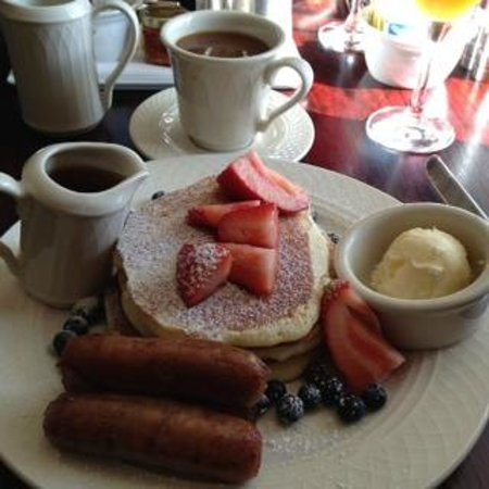 The Equinox Golf Resort & Spa: Best Breakfast!!!!!