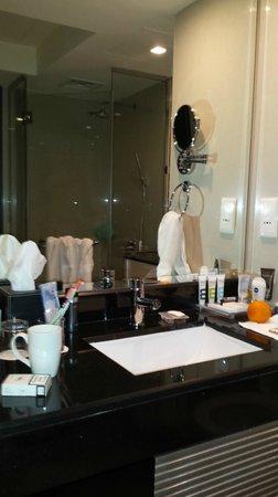 Mercure Gold Hotel : Bathroom