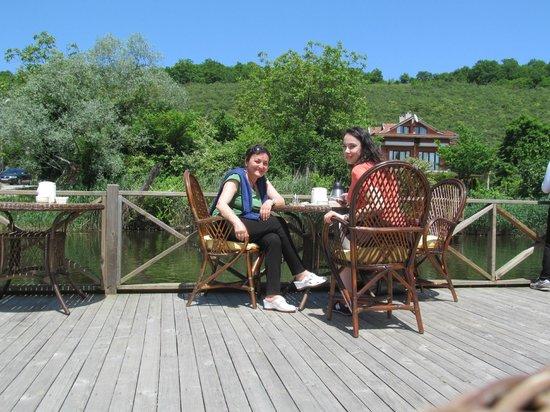Agva Gizemli Nehir : ben ve kızım
