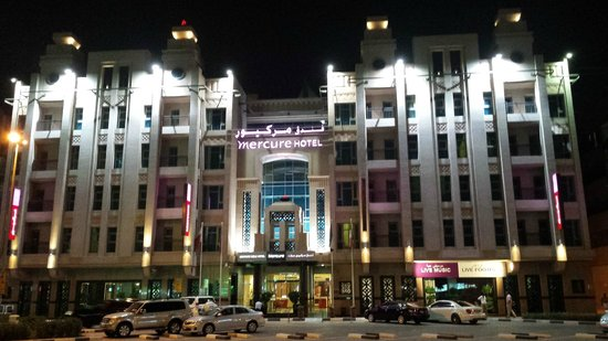Mercure Gold Hotel : My home in Dubai