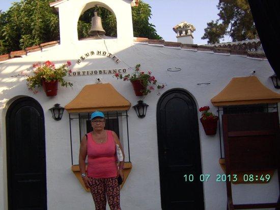 Globales Cortijo Blanco Hotel: donde asimos el vaile