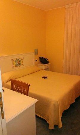 Hotel Doria: Stanza vista mare