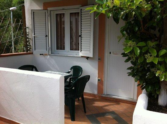 Hotel Terme Fiola: Camera superior con terrazza
