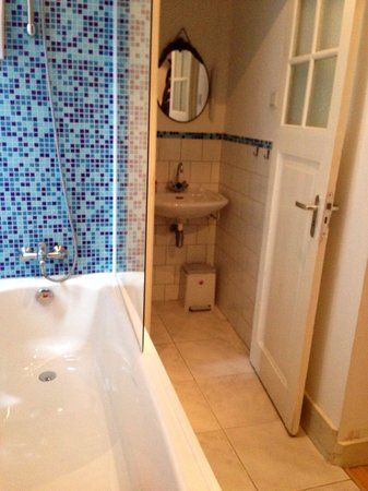 Truelove Guesthouse : Bagno