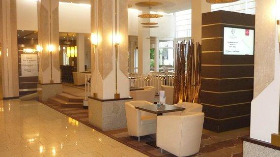 Hotel Frankenland: Lobbybereich