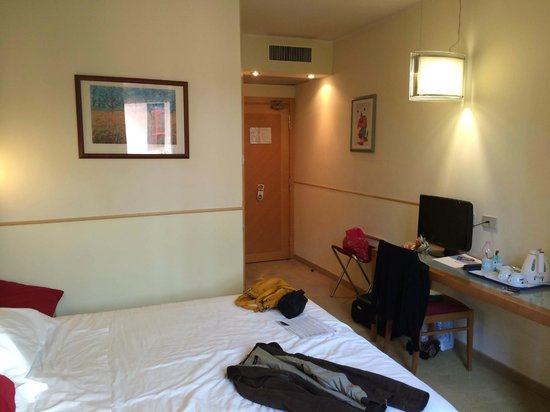 BEST WESTERN Hotel Airvenice: Room Inside