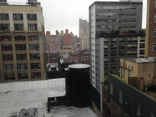 Four Points by Sheraton Manhattan Chelsea : Room view