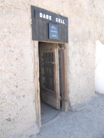 Yuma Territorial Prison State Historic Park: Le trou