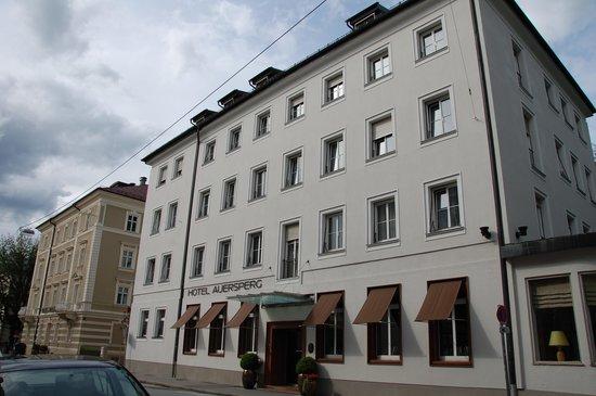 Hotel&Villa Auersperg: Façade de l'hôtel