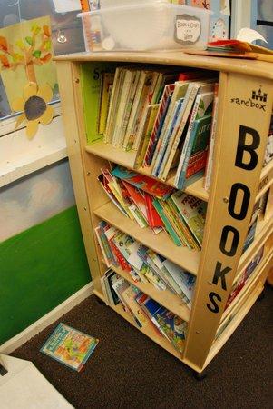 The Sandbox Interactive Children's Museum: Books