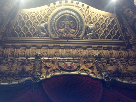 Oriental Theatre archtectural detail