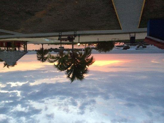 Club Amigo Costasur: Sunset from bungalow 7