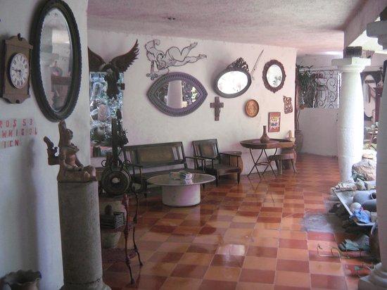 Hotel Trinidad Galeria: Varanda