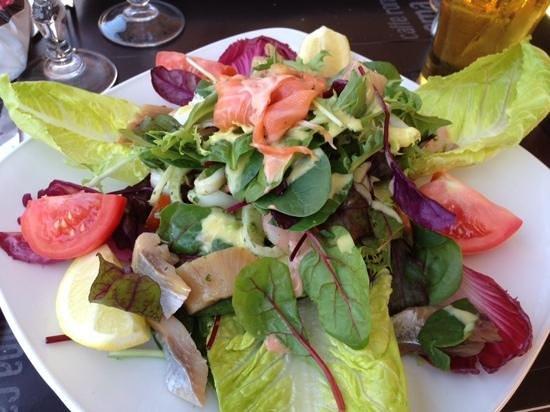 Caffe Roma: salade oceane