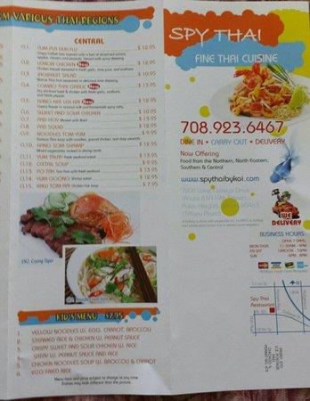 Spy Thai Restaurant