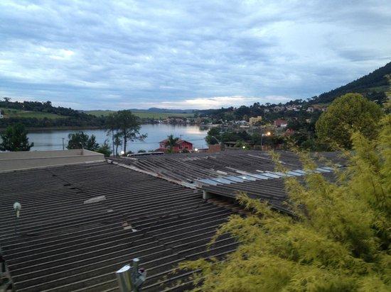 Hotel Nascentes da Serra : Vista janela