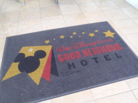 Park Inn By Radisson Resort and Conference Center Orlando: Entrada