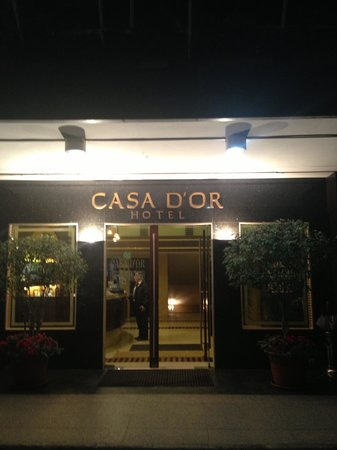 Casa D'or Hotel : El-Hamra
