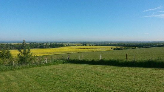Vale House Belvoir: Our view