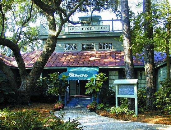 Old Fort Pub Hilton Head Island
